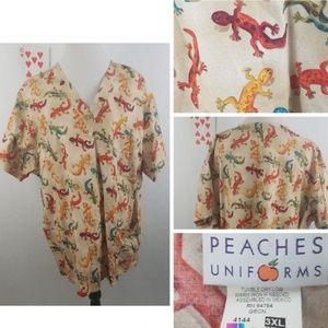 Peaches Uniforms